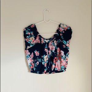 Cute summery blouse